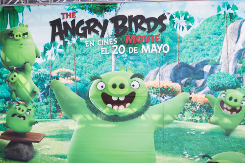 Angry Birds, Ghostbusters and Star Trek Movie Promo