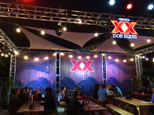 Dos Equis Activation